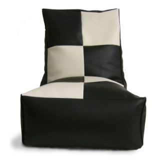 Bean Bag Module Chair Chequered.