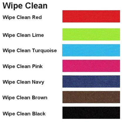 Wipe Clean Fabric