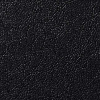 Fabric Faux Leather Black