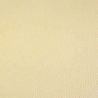 Fabric Faux Leather Cream