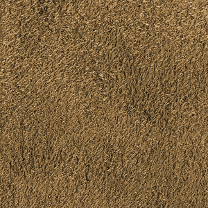 Fabric faux suede coffee brown