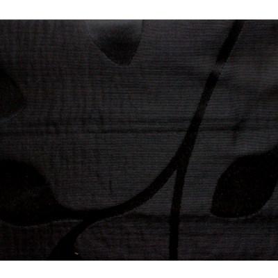 Fabric Madrid 2 Jacquard AHYC623-Black