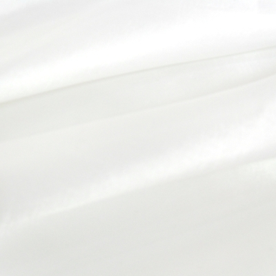 Fabric taffeta two tone white